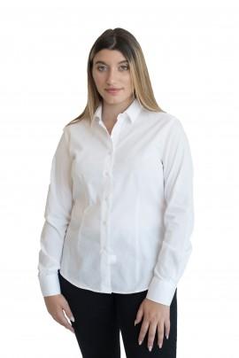 Γυναικείο Πουκάμισο Λευκό - RAFFAELA