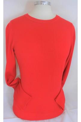 Γυναικεία Κόκκινη Μπλούζα